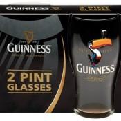 Guinness Gläser