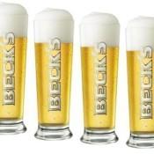 Becks Gläser / Biergläser