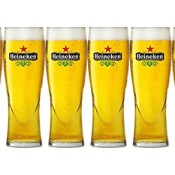 Heineken Gläser / Biergläser