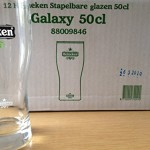 Heineken Gläser