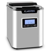 Klarstein Icemeister Eiswürfelbereiter / Eiswürfelmaschine