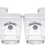 Jack Daniels Whiskygläser