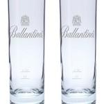 Ballantines Whiskygläser