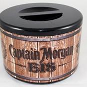 Captain Morgan Eisbox / Eiskübel / Eiswürfelbehälter
