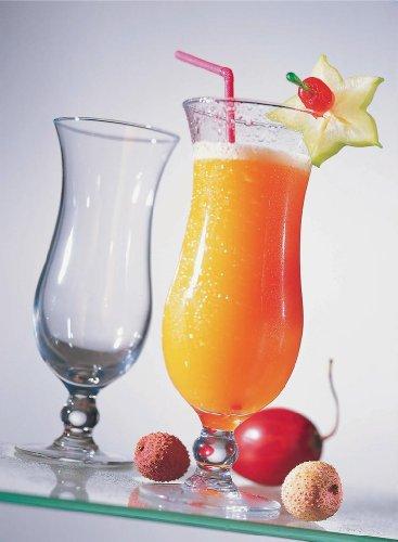 Cocktail Gläser hurricane cocktailgläser gläser acoroc 6 stück a 440 ml