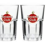 Havana Club Gläser 6 Stück