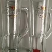 Köstritzer Schwarzbier Gläser