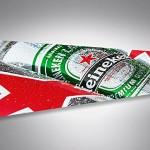 Heineken Leinwandbild