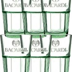 Bacardi Mojito Glas /Gläser