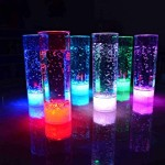 LED Glas / Longdrinkglas / Cocktaiglas