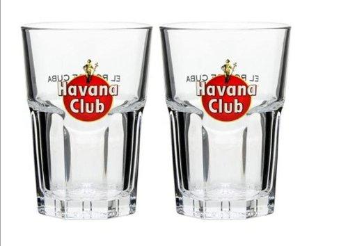 Mini Kühlschrank Havana Club : Havaba club rum gläser 2 stück a 2 4cl barmarken24.de