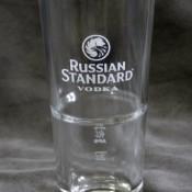 Russian Standard Vodka Gläser