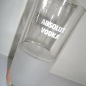 Absolut Vodka Gläser / Longdrink Gläser / Tumbler 6 Stück