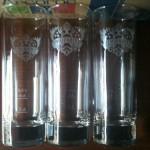 Smirnoff Vodka Gläser