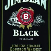 Jim Beam Schild / Blechschild